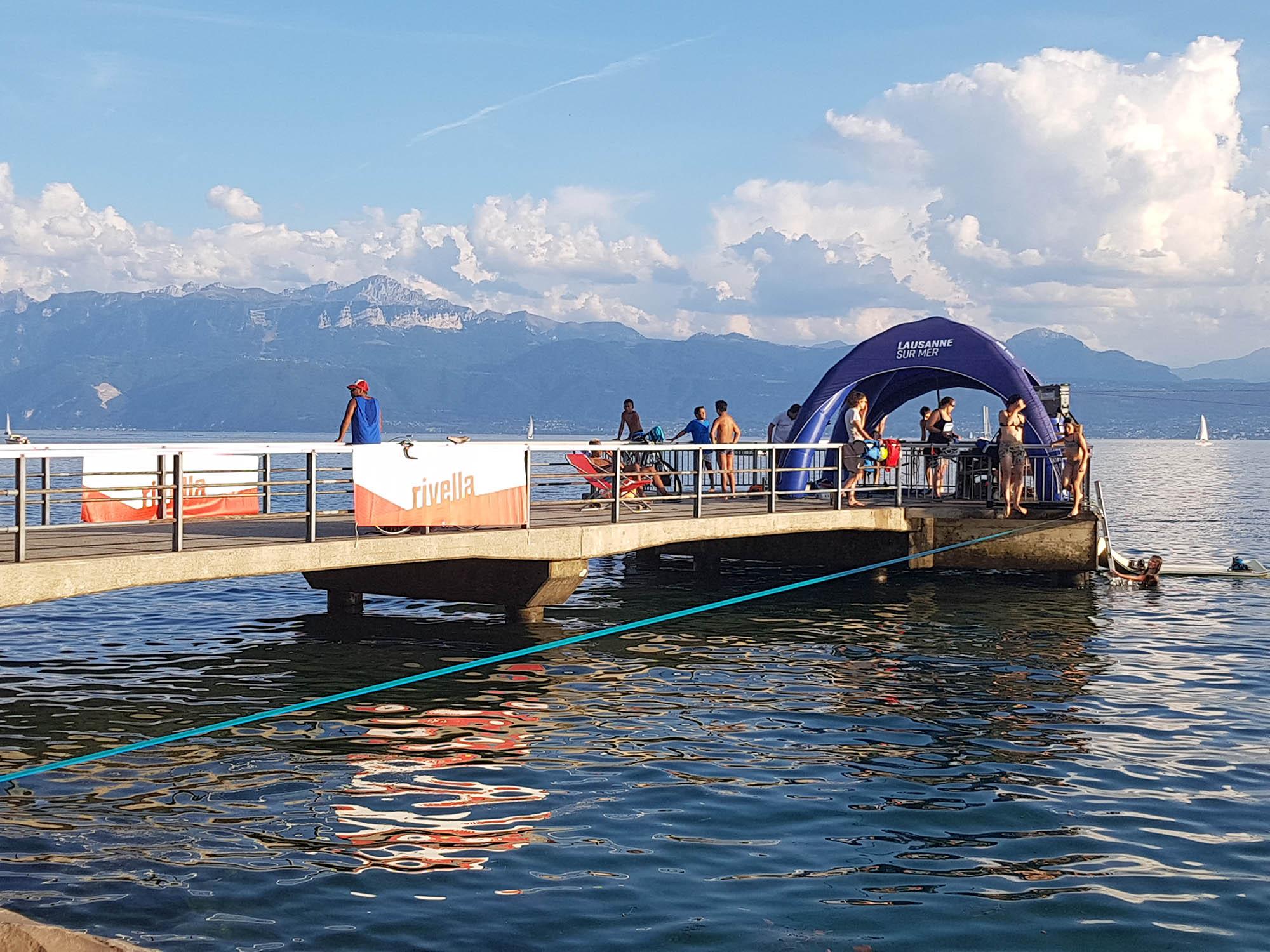 Lausanne Sur Mer