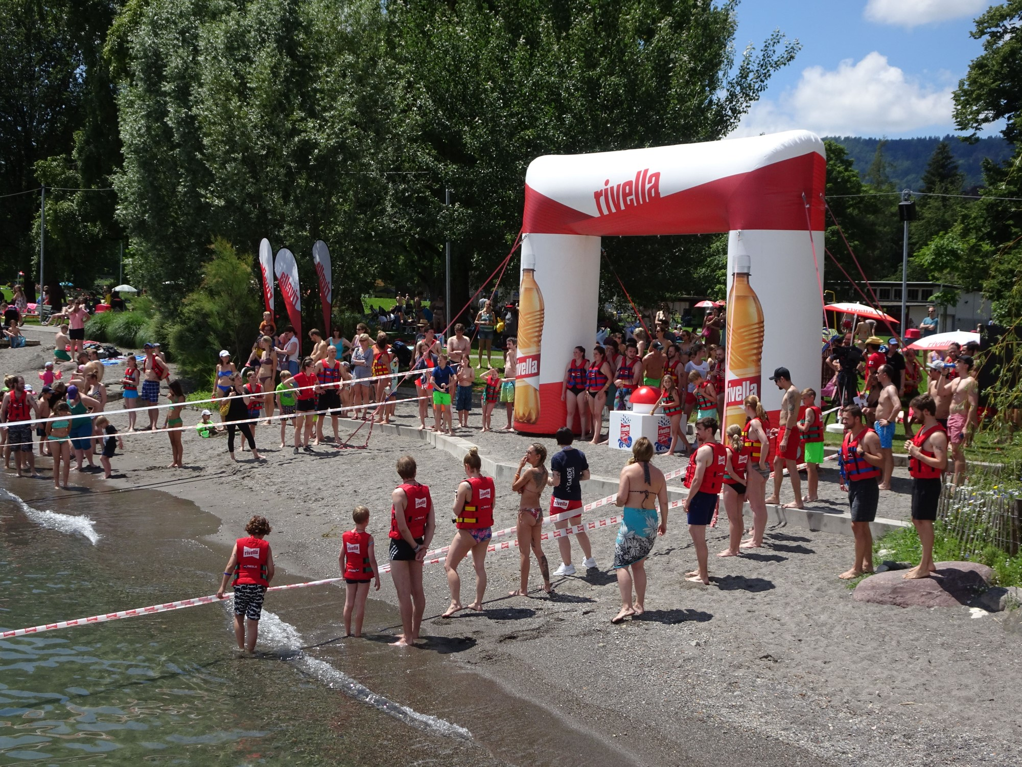 Rivella Water Contest<br>Bellerive