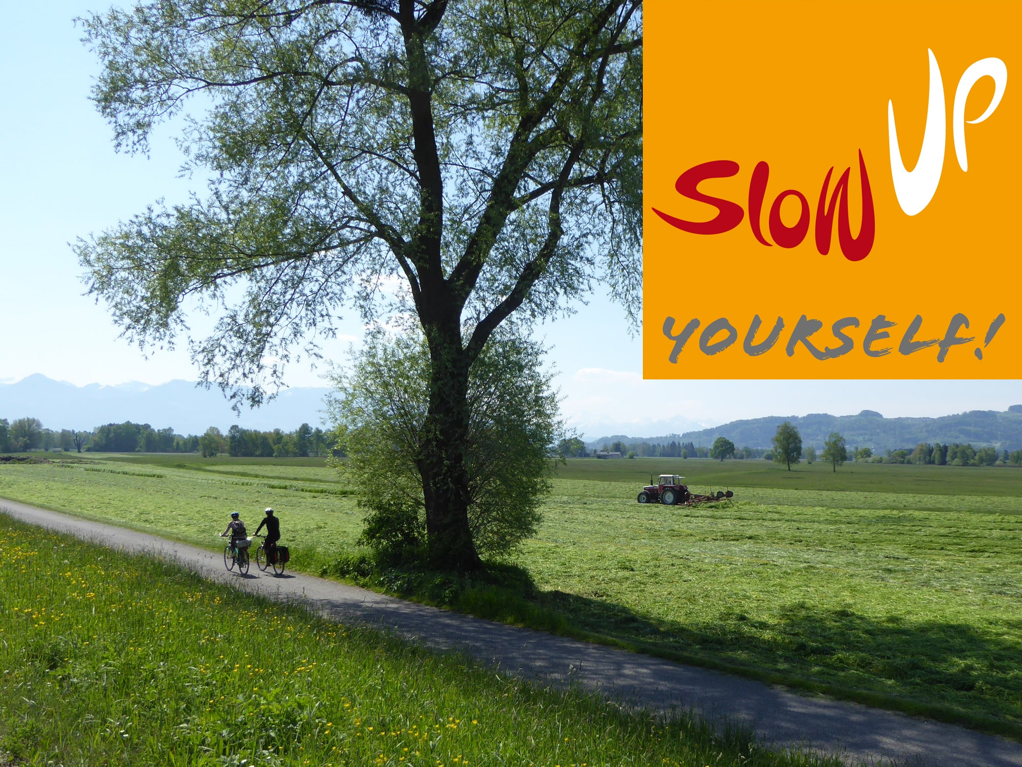 SlowUp Yourself!